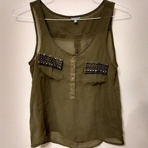 Charlotte Russe Tank Size Small